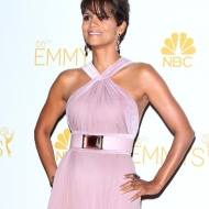 66th Primetime Emmy Awards held at The Nokia Theatre L.A. Live! - Press Room  Featuring: Halle Berry Where: Los Angeles, California, United States When: 26 Aug 2014 Credit: Adriana M. Barraza/WENN.com