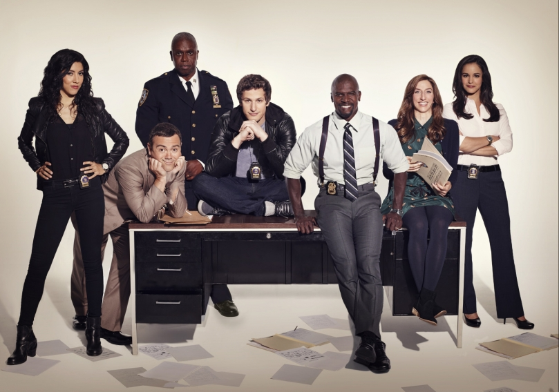 Brooklyn Nine-Nine Episode 5 The Mole- social magazine- movies- film