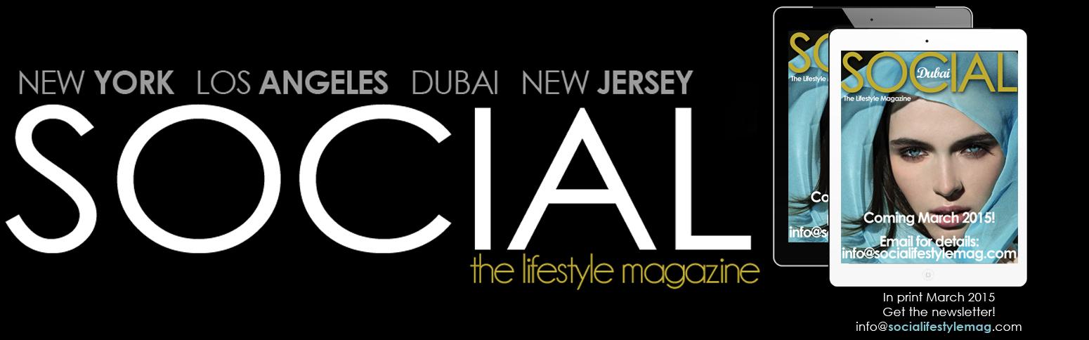Social Lifestyle Magazine -